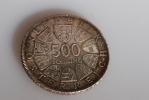 500 Schilling Silbermünze