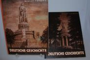 Sammelbilder Album Deutsche Geschichte