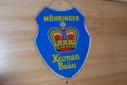 Werbespiegel Kronenbrauerei Möhringen