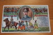 Postkarte Gruss von der Musterung
