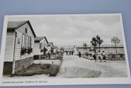Postkarte Grenzdurchgangslager Friedland bei Göttingen