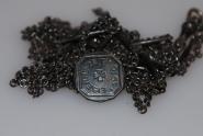 Uhrenkette Eiserne Zeit 1916