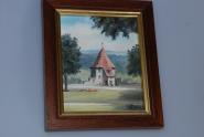 Gemälde Rottweil Pulverturm