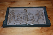 Reliefplatte Jugendstil Austria