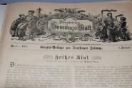 Illustriertes Sonntags Blatt von 1905