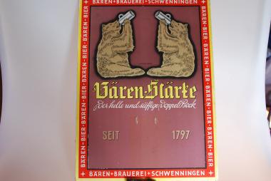 Alter Bären Brauerei Kalender
