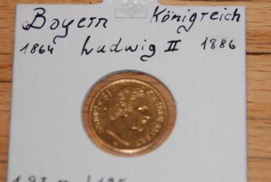 5 Goldmark 1877 Ludwig II