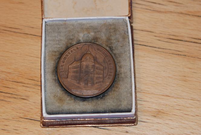Bronze Medaille Schwenningen