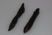 2 Armbrustbolzen Gotisch